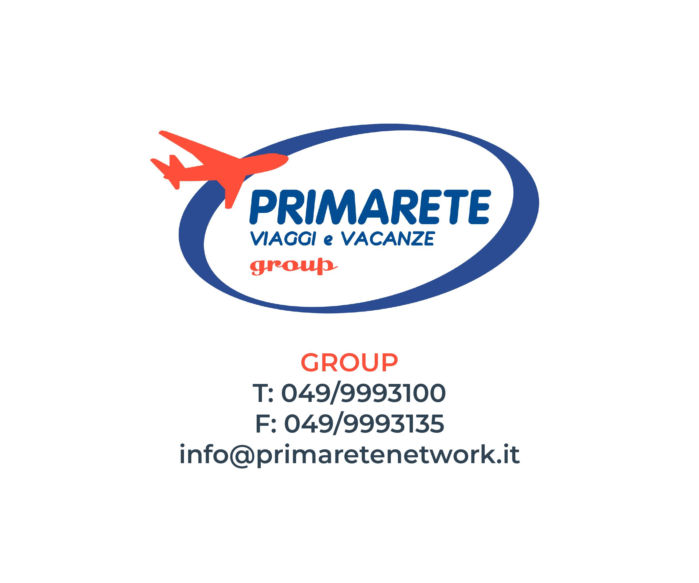 Primarete Group Contatti