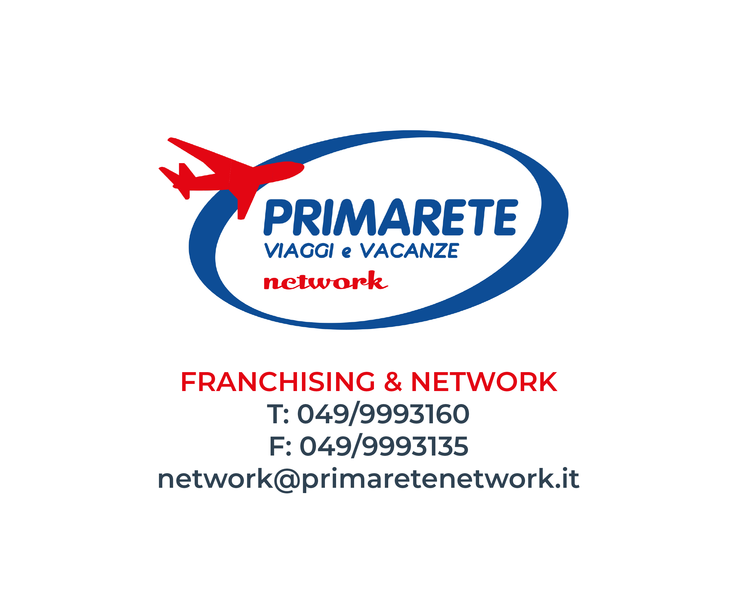 Primarete Network Contatti